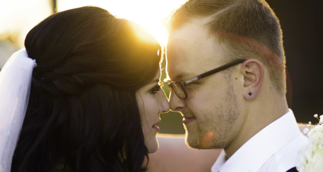 Taylor and Jenny - Duluth Wedding