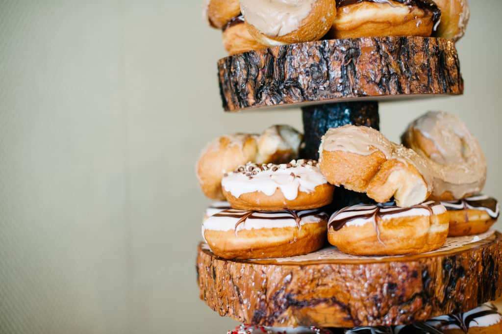 Donut Wedding Photography