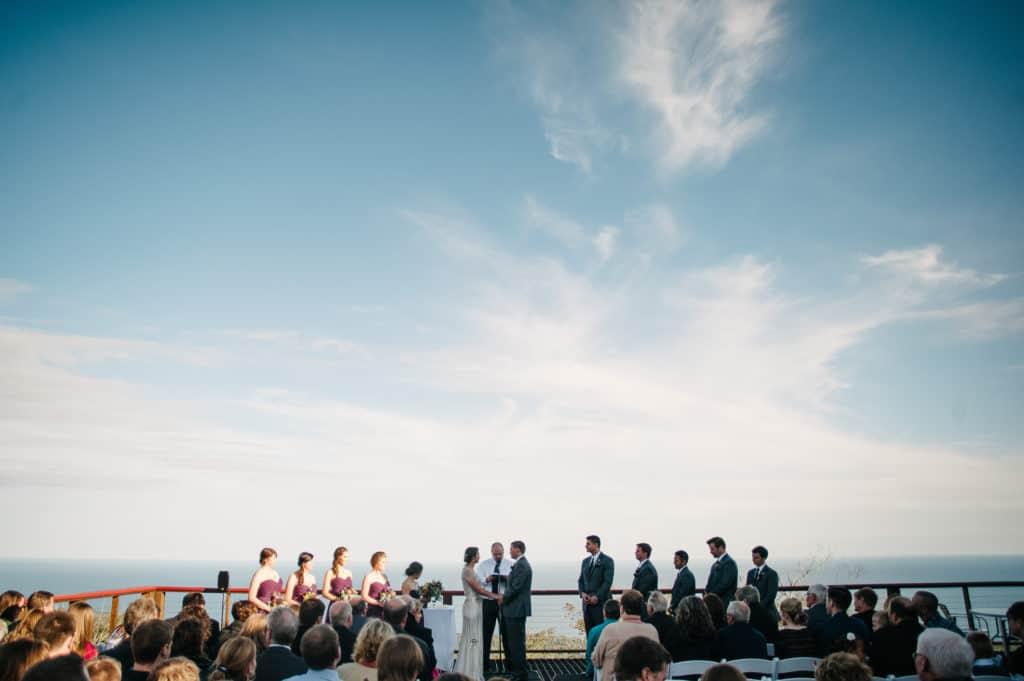 Summit Chalet Wedding