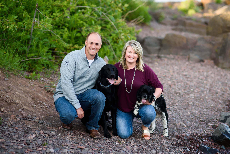 Lake Superior Family Photos