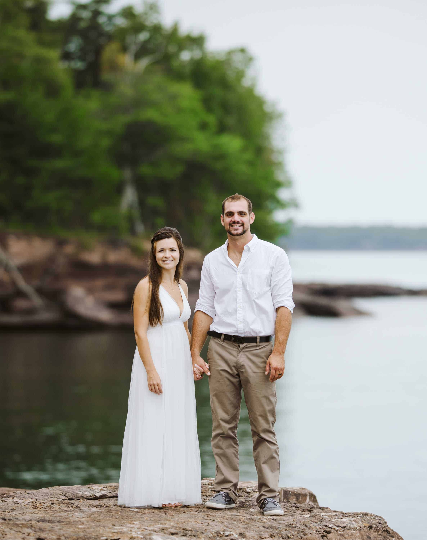 Lake Superior Elopment